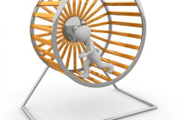 Ausbrechen aus dem Hamsterrad der gesellschaftlichen Programmierung