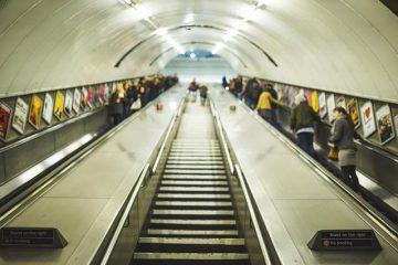 Passives Einkommen - Durch das Leben auf der Rolltreppe